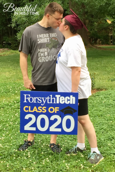 2020 college graduation Forsyth Tech Class of 2020