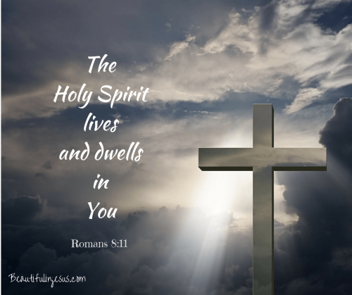 Who is The Holy Spirit? A Bible study on the person of The Holy Spirit.