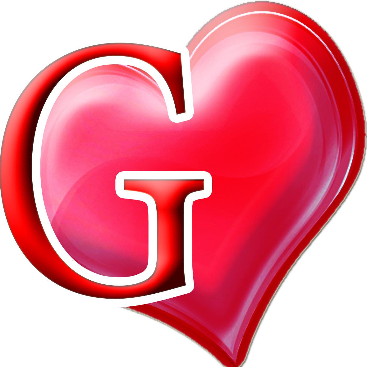 صور حرف G اجمل صور حرف G قلوب فتيات