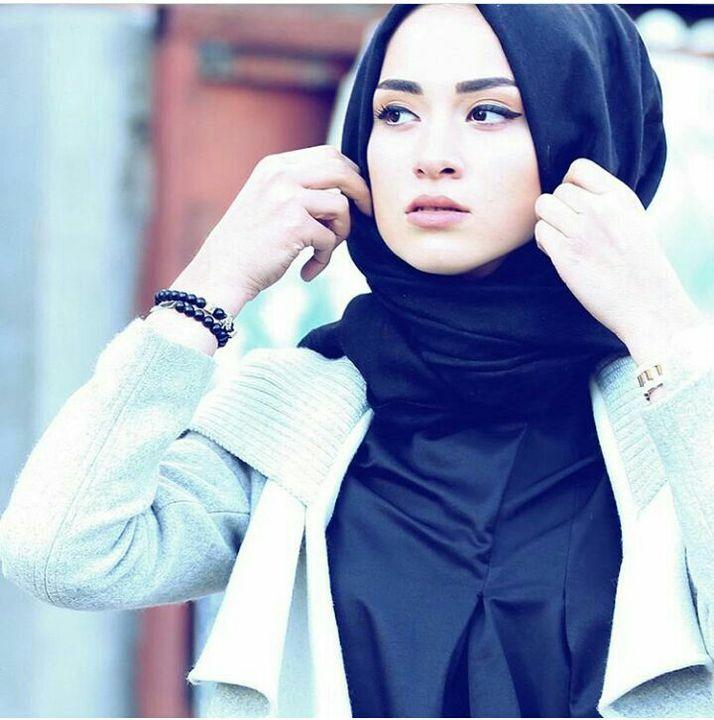 اجمل بنات محجبات فى العالم وقار البنت بالحجاب قلوب فتيات