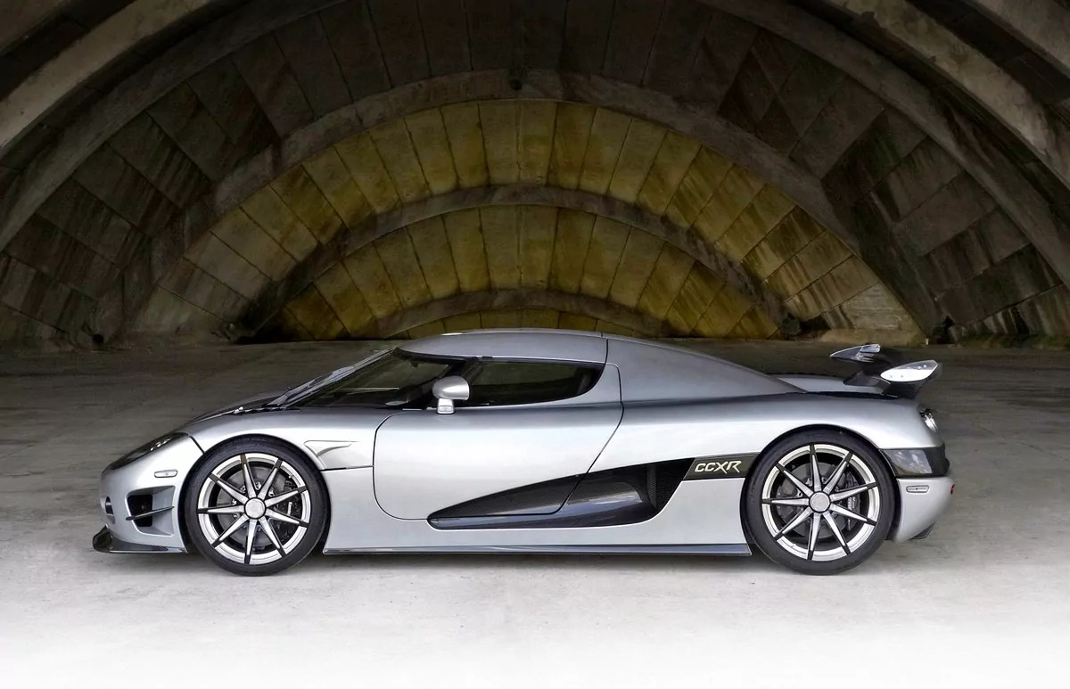Top 10 Most Expensive Cars In The World