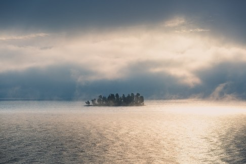 Misty Island