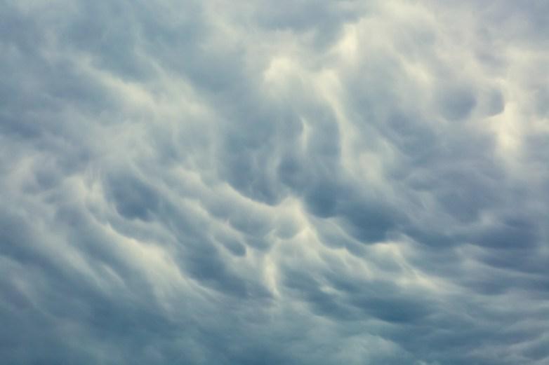 Ominous Cloudscape