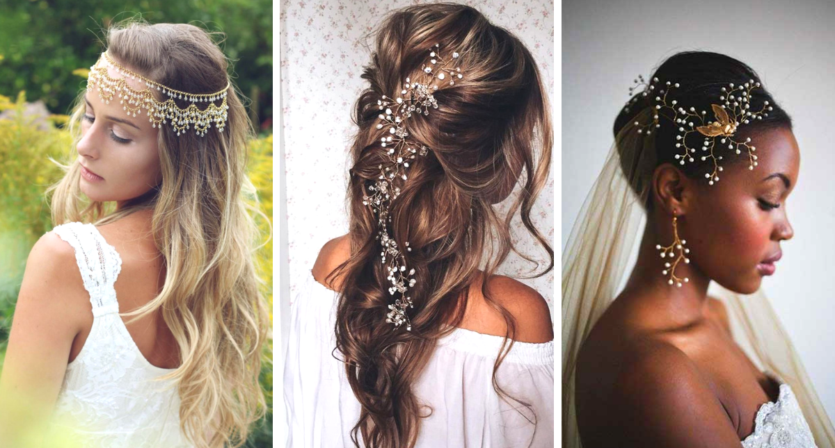 The Most Amazing Wedding Hair Accessories To Complete Your