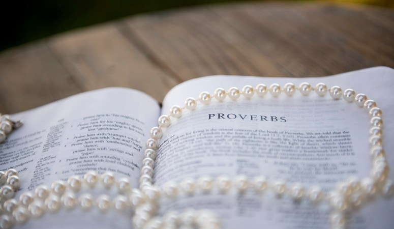 Join Us:  A Proverbs a Day