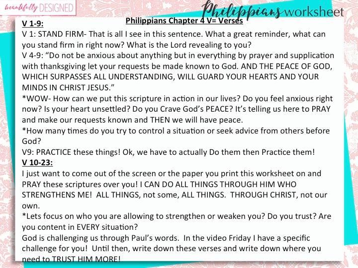 Philippians 4