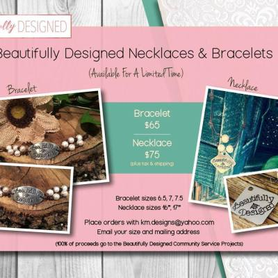 """Limited time"" Beautifully Designed Bracelet & Necklace"