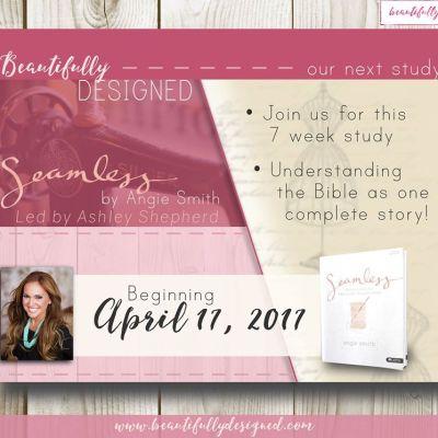 Announcing Seamless Bible Study