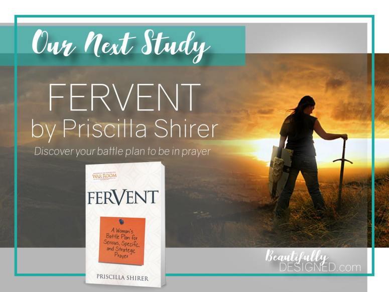 Fervent Bible Study 2018