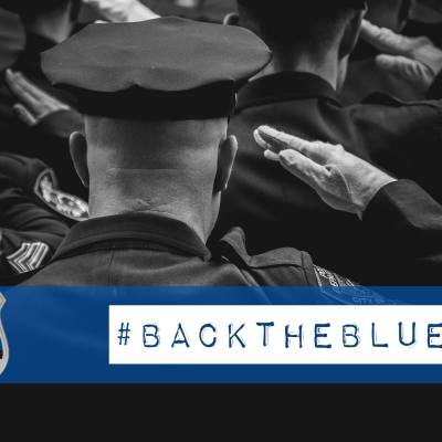 3rd Annual Back the Blue 2018
