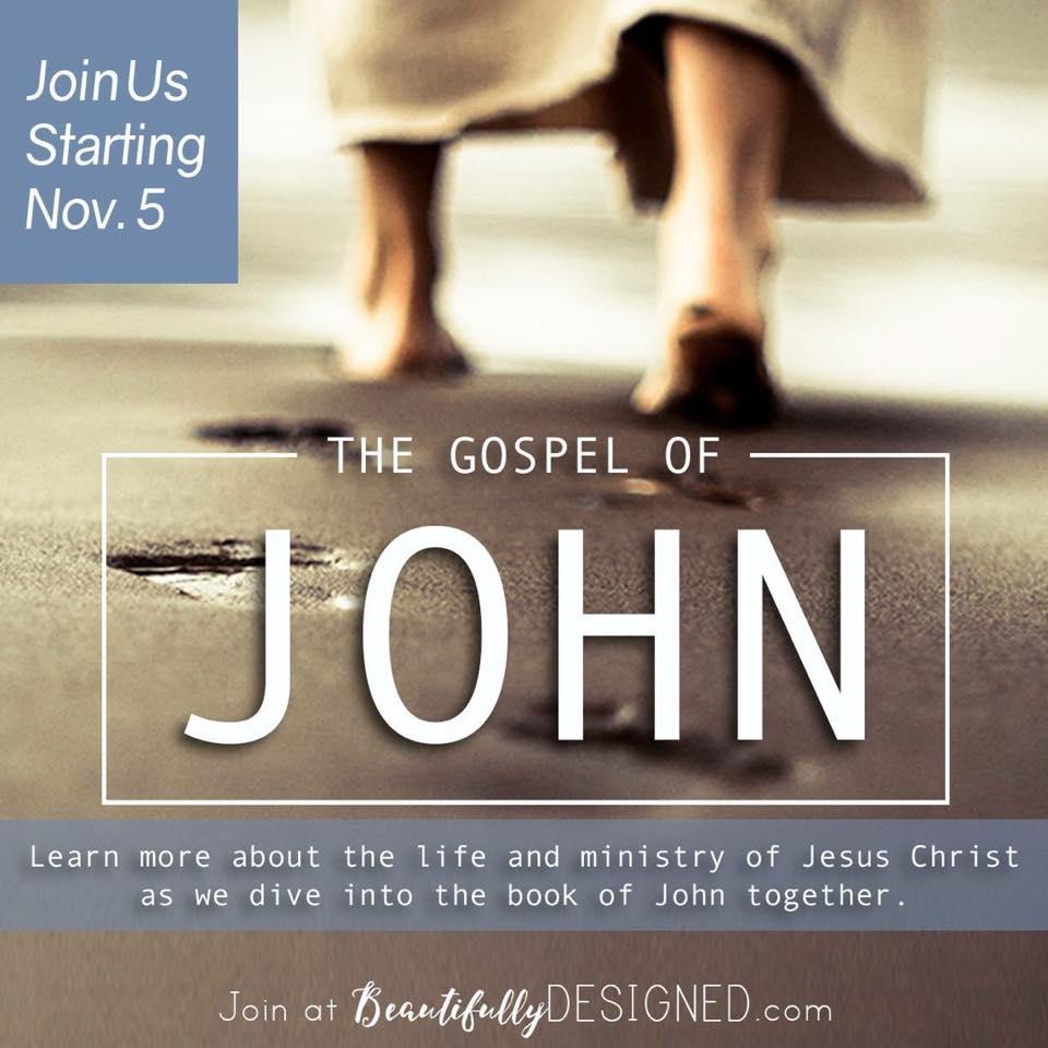 The Gospel of John Bible Study