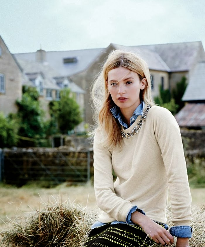 Country Escape with J.Crew
