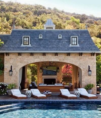 Gisele Bundchen and Tom Brady's Los Angeles Home