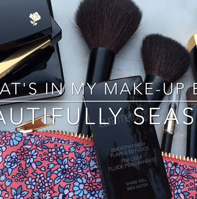 WHAT'S IN MY MAKE-UP BAG + YOUTUBE VIDEO