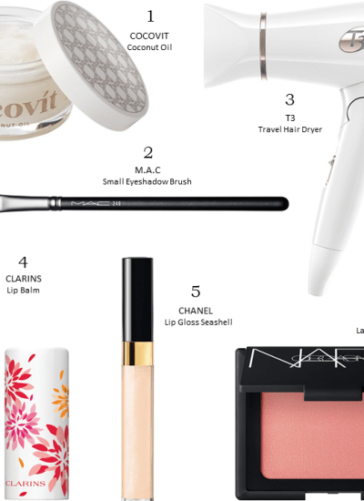 SIX SUMMER BEAUTY MUST HAVES