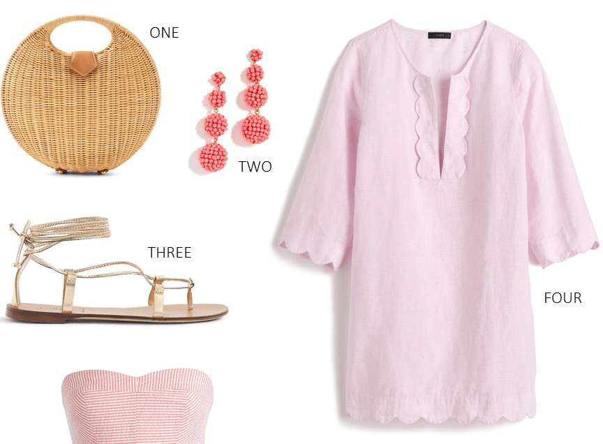 LOOKS I LOVE // SUMMER PINK