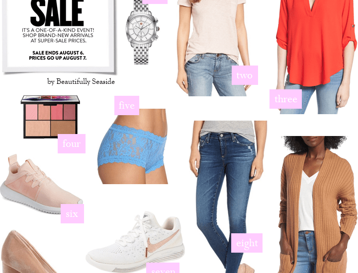 10 NSALE MUST HAVES + MORE