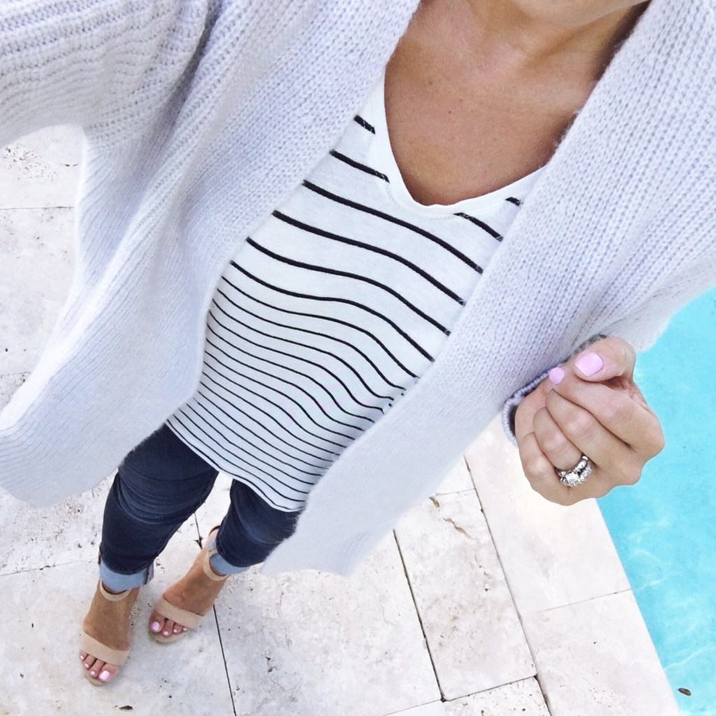 Nordstrom Anniversary Sale Cardigan outfit