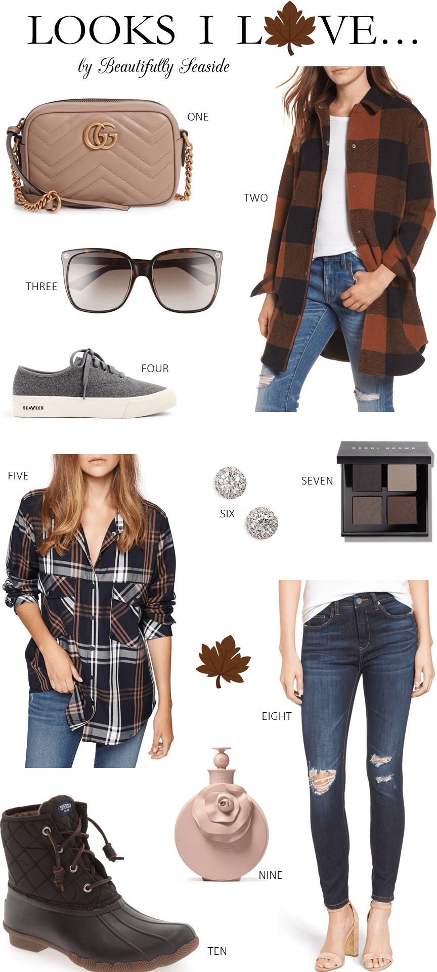 cozy fall looks for Boston