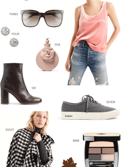 LOOKS I LOVE // 10 ACCESSORIES YOU'LL NEED FOR FALL