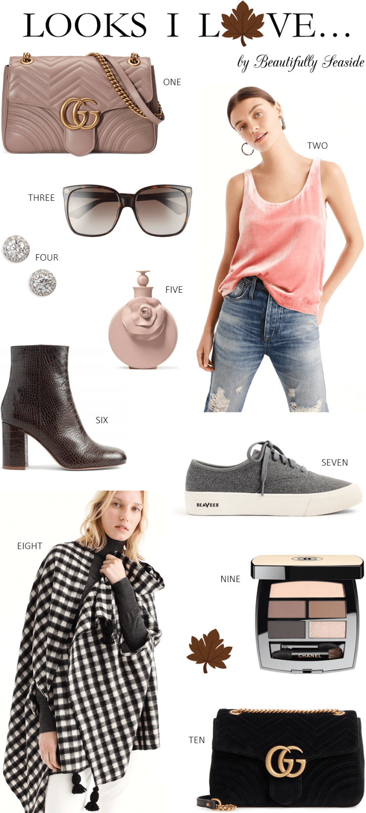 10 accessories you'll need for fall