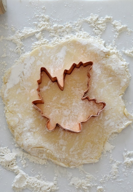 autumn sugar cookies recipe Beautifully Seaside
