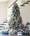Pottery Barn coastal Christmas tree