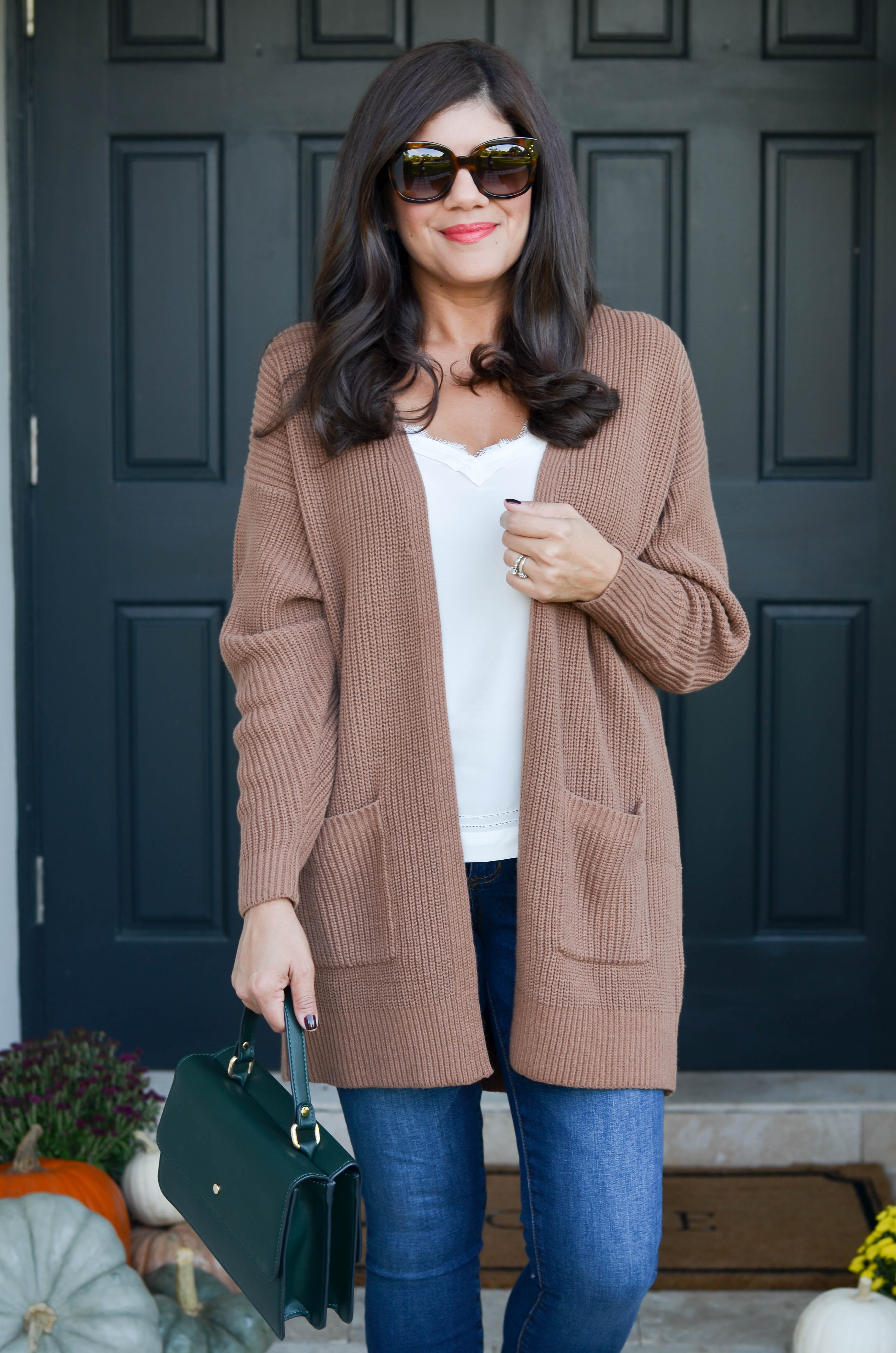 5 Cardigans I'm Loving Right Now