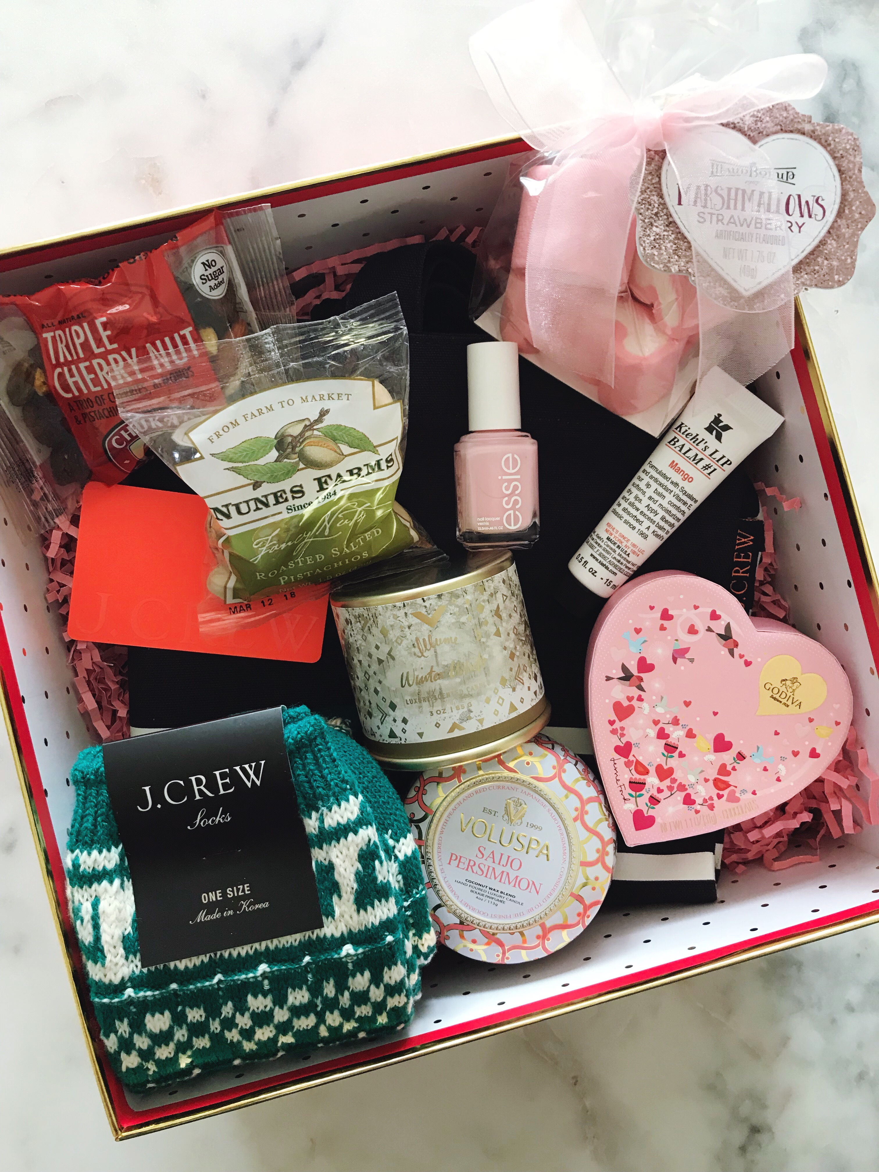 Beautifully Seaside Showers of Blessings Box