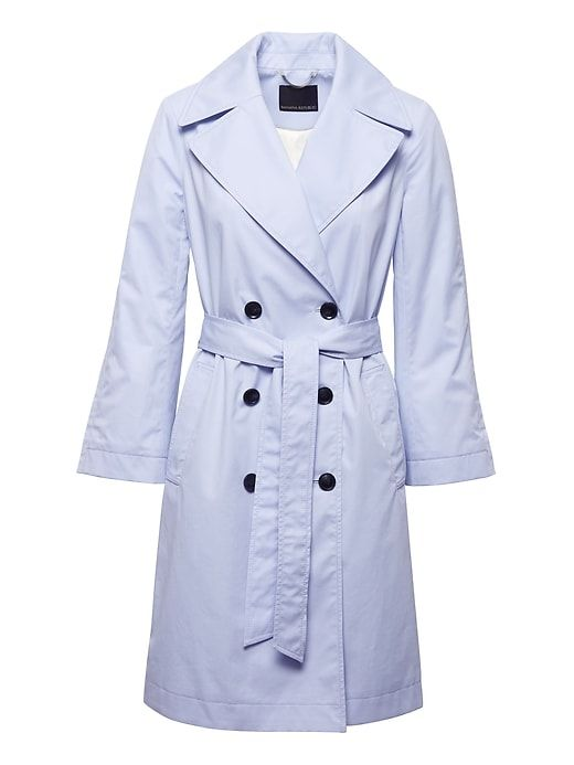trench coat Banana Republic