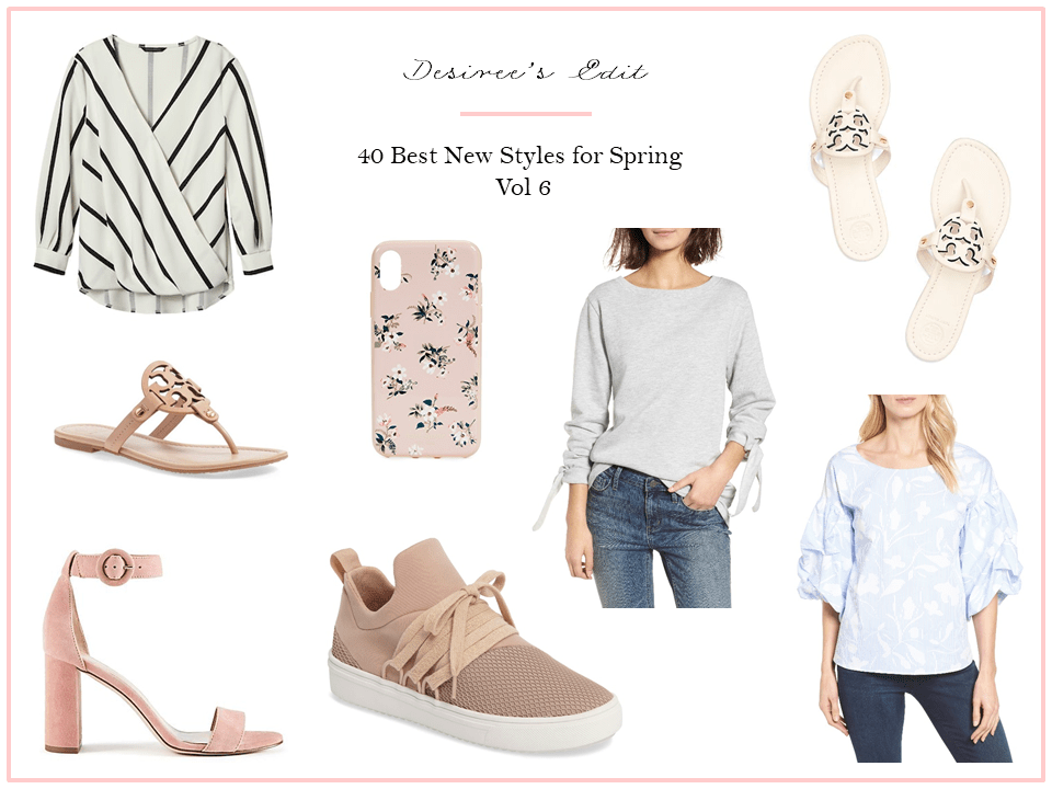 40 BEST NEW STYLES FOR SPRING VOL 6