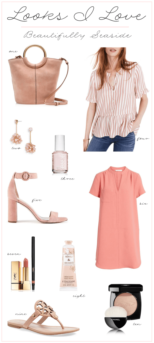 LOOKS I LOVE // 10 SPRING MUST HAVES + WHY YOU NEED THEM