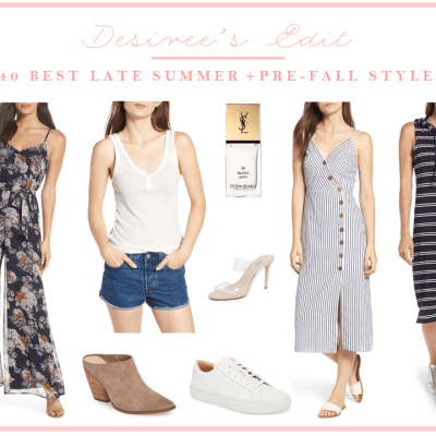 a6e41236376 40 BEST LATE SUMMER and EARLY FALL OUTFIT IDEAS