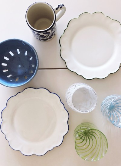 BEAUTIFUL TABLE TOP PIECES FOR SUMMER