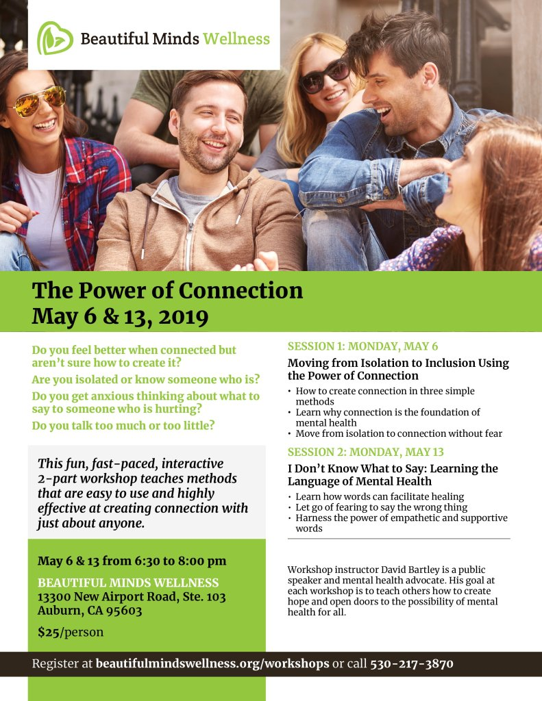Connections Flyer 2019