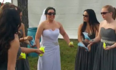 So Touching! Dumped Just Before Her Wedding, But She Did Something Cathartic With Her Wedding Dress