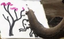 Suda The Amazing Painting Elephant