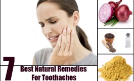 7 Ways To Get Rid Of Toothache Naturally