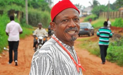 Nigerian Celebrities Biography: Nkem Owoh
