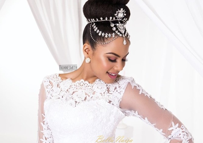 7 Glam Styles for Natural Hair Bride by Dionne Smith