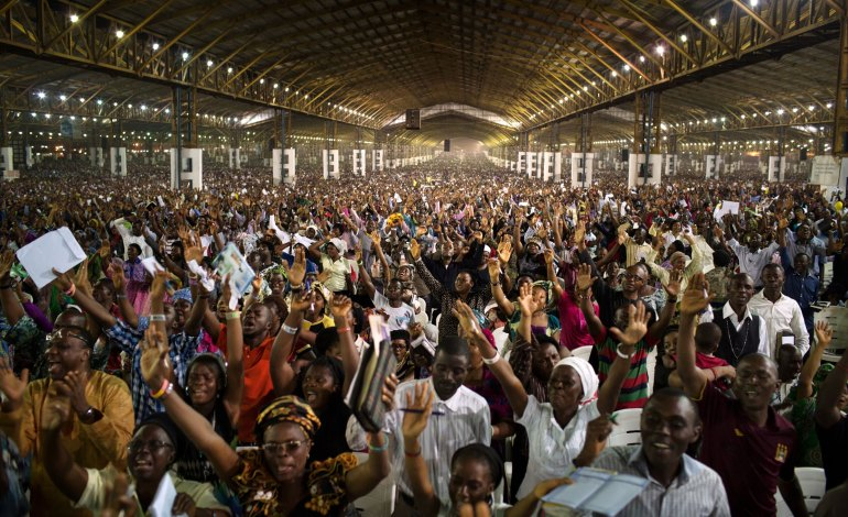 15 Pictures You'll Understand If Your Childhood Church Was RCCG