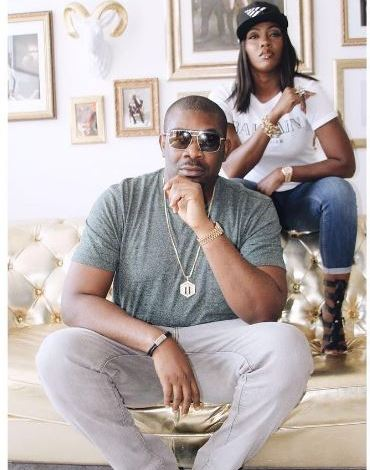 Don Jazzy Congratulates Tiwa Savage on New Roc Nation Deal