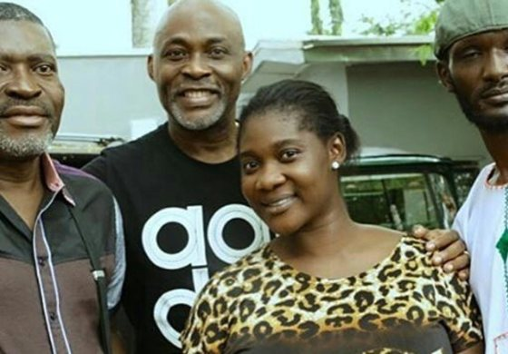 """WATCH Hilarious Trailer for New Comedy Series """"Professor John Bull"""" starring Flavour, Bovi, Mercy Johnson and Co"""