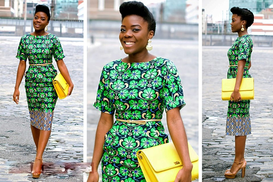 Trending Ankara Dress and Short Dress Styles For Modern Women ...
