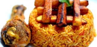 Jollof rice Recipes