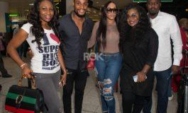 Nollywood Stars Storm London for #RokOnSky Launch (Photos)