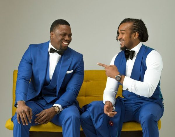 OUCH's Presents The Look Book For It's 'The Wedding Collection' feat. Actor/Ex-Mr. Nigeria Bryan Okwara