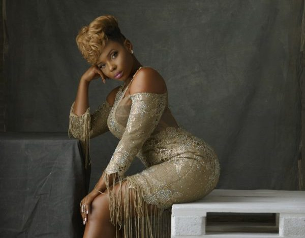 Yemi Alade AKA 'Mama Africa' Stuns in New Photos