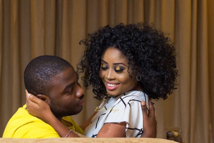Benita Okojie and Olawale