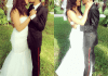 Denrele Edun wedding photo